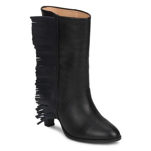 kengät Naiset Saappaat MySuelly GAD Black