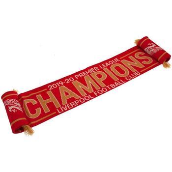 Asusteet / tarvikkeet Huivit Liverpool Fc  Red/Gold
