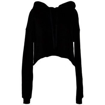 vaatteet Naiset Svetari Bella + Canvas BL7502 Black