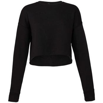vaatteet Naiset Svetari Bella + Canvas BL7503 Black
