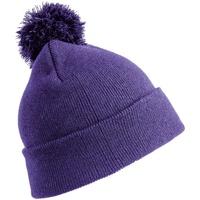 Asusteet / tarvikkeet Lapset Pipot Result Winter Essentials RC028J Purple