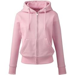 vaatteet Naiset Takit Anthem AM04 Pink