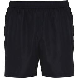 vaatteet Miehet Shortsit / Bermuda-shortsit Tridri TR052 Black