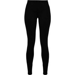 vaatteet Naiset Legginsit Build Your Brand BY099 Black