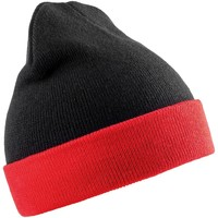 Asusteet / tarvikkeet Pipot Result Genuine Recycled RC930 Black/Red