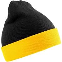 Asusteet / tarvikkeet Pipot Result Genuine Recycled RC930 Black/Yellow