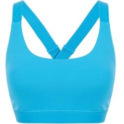 vaatteet Naiset Urheiluliivit Tombo TL371 Turquoise