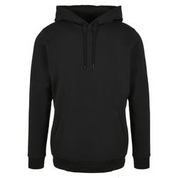 vaatteet Miehet Svetari Build Your Brand BB001 Black
