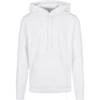 vaatteet Miehet Svetari Build Your Brand BB001 White