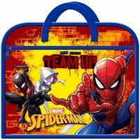 laukut Lapset Koululaukut Spiderman  Navy/Red