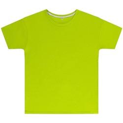 vaatteet Lapset Lyhythihainen t-paita Sg SGTEEK Lime