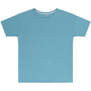 vaatteet Lapset Lyhythihainen t-paita Sg SGTEEK Sky Blue