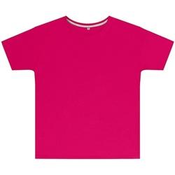 vaatteet Lapset Lyhythihainen t-paita Sg SGTEEK Dark Pink