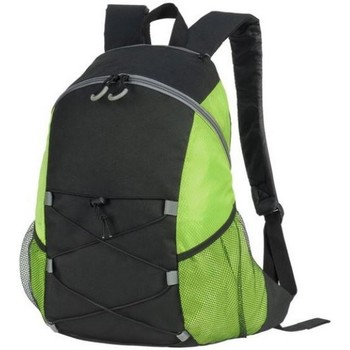 laukut Reput Shugon SH7237 Black/Lime Green