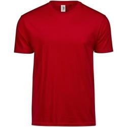 vaatteet Miehet Lyhythihainen t-paita Tee Jays TJ1100 Red