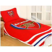 Koti Pussilakanat Arsenal Fc Taille Unique Red