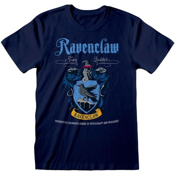 vaatteet T-paidat & Poolot Harry Potter  Navy