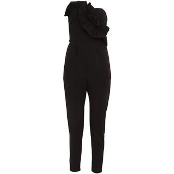 vaatteet Naiset Jumpsuits / Haalarit Girls On Film  Black