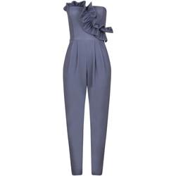vaatteet Naiset Jumpsuits / Haalarit Girls On Film  Grey