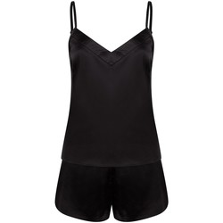 vaatteet Naiset pyjamat / yöpaidat Towel City TC057 Black