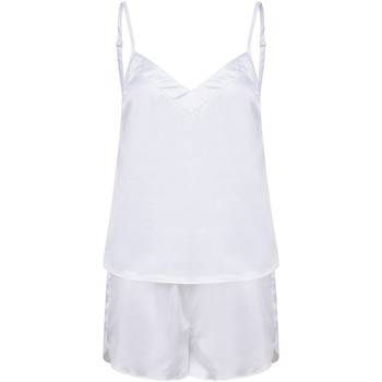 vaatteet Naiset pyjamat / yöpaidat Towel City TC057 White