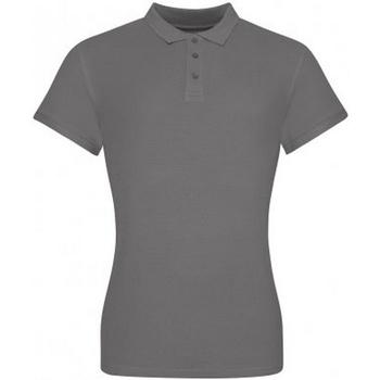 vaatteet Naiset T-paidat & Poolot Awdis JP100F Charcoal Grey