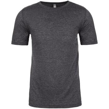 vaatteet Miehet T-paidat & Poolot Next Level NX6200 Charcoal Grey