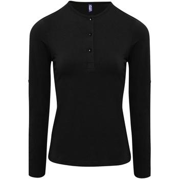 vaatteet Naiset Tunika Premier PR318 Black
