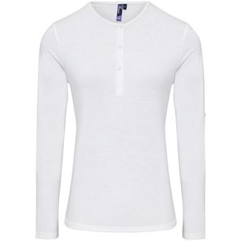 vaatteet Naiset Tunika Premier PR318 White