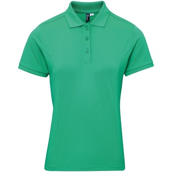 vaatteet Naiset T-paidat & Poolot Premier PR632 Kelly
