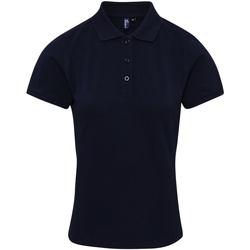 vaatteet Naiset T-paidat & Poolot Premier PR632 Navy