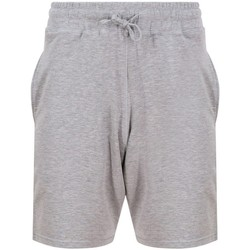 vaatteet Miehet Shortsit / Bermuda-shortsit Awdis JC072 Sports Grey