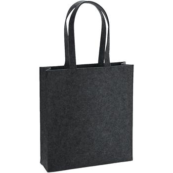 laukut Olkalaukut Bagbase BG723 Charcoal Melange