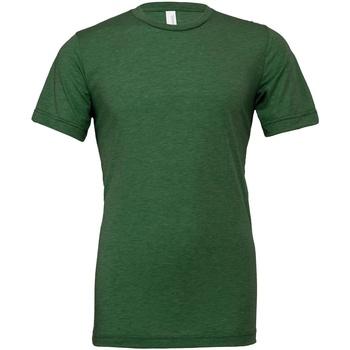vaatteet T-paidat & Poolot Bella Canvas CV003 Grass Green
