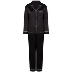 vaatteet Naiset pyjamat / yöpaidat Towel City TC055 Black