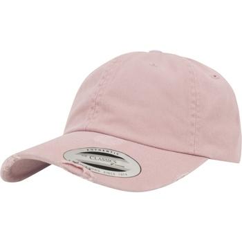 Asusteet / tarvikkeet Lippalakit Flexfit By Yupoong YP095 Pink