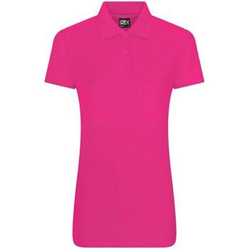 vaatteet Naiset T-paidat & Poolot Pro Rtx  Fuchsia