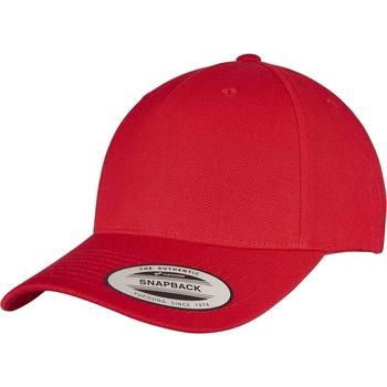 Asusteet / tarvikkeet Lippalakit Yupoong YP158 Red