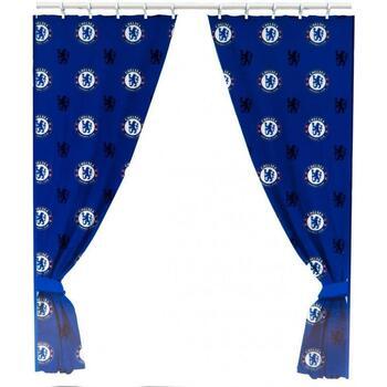Koti Verhot, kaihtimet Chelsea Fc Taille unique Blue
