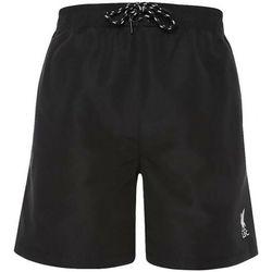 vaatteet Miehet Shortsit / Bermuda-shortsit Liverpool Fc  Black