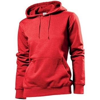 vaatteet Naiset Svetari Stedman  Scarlet Red