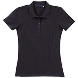 vaatteet Naiset T-paidat & Poolot Stedman Stars  Black Opal
