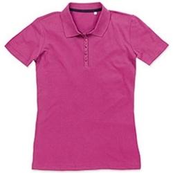 vaatteet Naiset T-paidat & Poolot Stedman Stars  Cupcake Pink