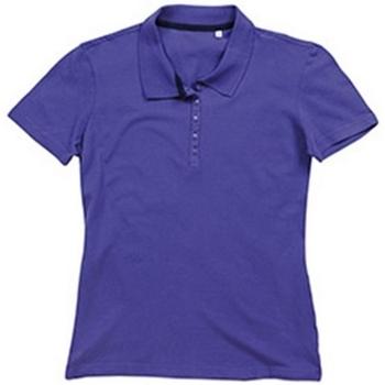 vaatteet Naiset T-paidat & Poolot Stedman Stars  Deep Lilac