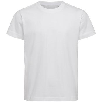 vaatteet Lapset T-paidat & Poolot Stedman Stars  White