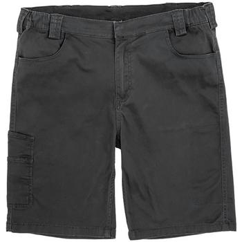 vaatteet Miehet Shortsit / Bermuda-shortsit Result R471X Black