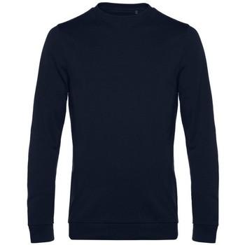 vaatteet Miehet Svetari B&c WU01W Navy Blue