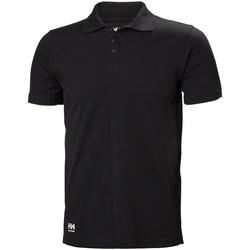 vaatteet Miehet T-paidat & Poolot Helly Hansen 79167 Black