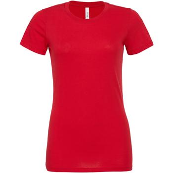 vaatteet Naiset T-paidat & Poolot Bella + Canvas BE6400 Red