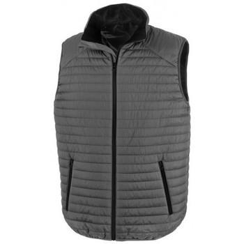 vaatteet Takit Result R239X Grey/Black